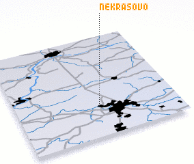 3d view of Nekrasovo