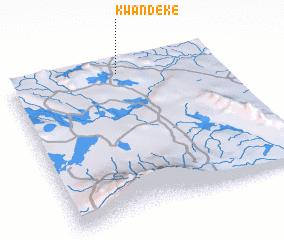 3d view of Kwandeke