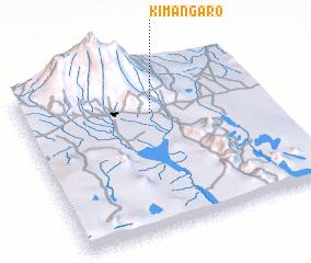 3d view of Kimangaro