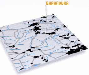 3d view of Baranovka
