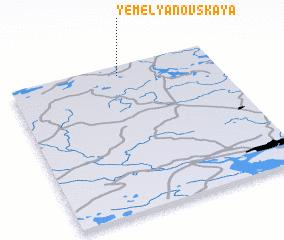 3d view of Yemel\