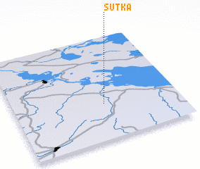 3d view of Sutka