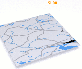 3d view of Suda