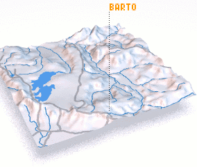 3d view of Barto