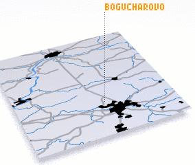3d view of Bogucharovo