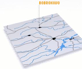 3d view of Bobrokovo