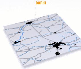 3d view of Danki