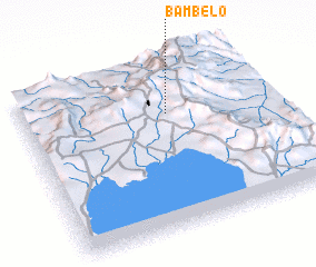 3d view of Bambelo