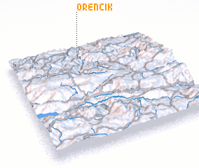 3d view of Örencik