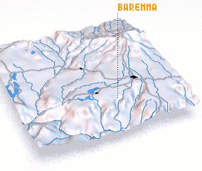 3d view of Baremma
