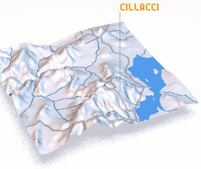 3d view of Cillacci