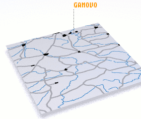 3d view of Gamovo