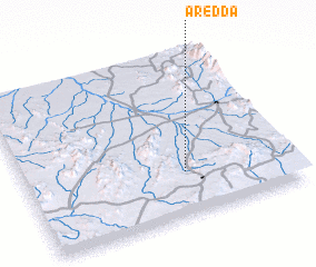 3d view of Aredda