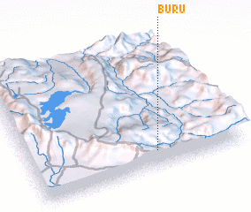 3d view of Buru
