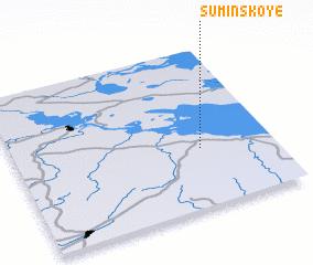 3d view of Suminskoye