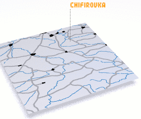 3d view of Chifirovka