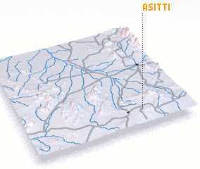3d view of Asitti