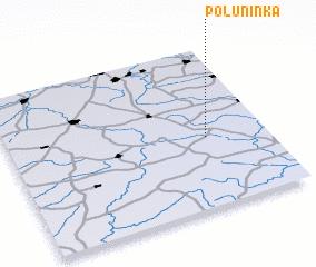 3d view of Poluninka