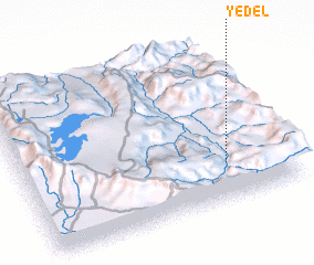 3d view of Yedel