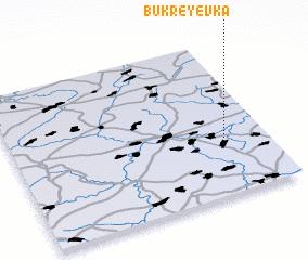 3d view of Bukreyevka