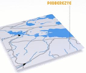 3d view of Podberez\