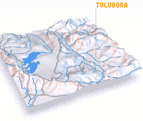 3d view of Tulu Bora