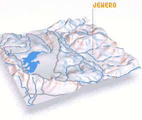 3d view of Jewero