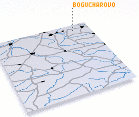 3d view of Bogucharovo