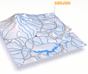 3d view of Kanjuki