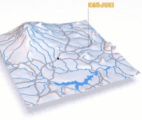 3d view of Kanjuki