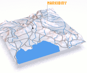 3d view of Mar K'ibīny