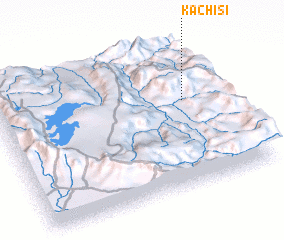 3d view of Kachīsī