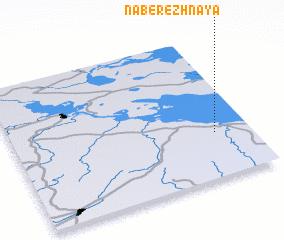 3d view of Naberezhnaya