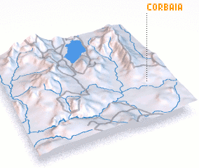 3d view of Corbaia
