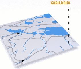 3d view of Goril\