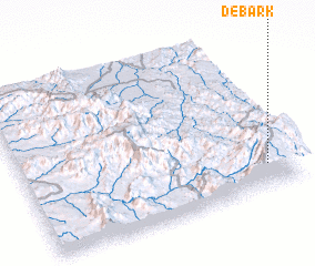 3d view of Debark'