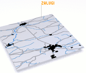 3d view of Zalugi