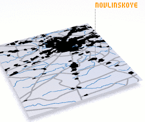 3d view of Novlinskoye