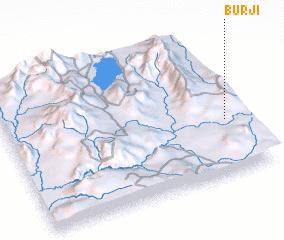 3d view of Burjī