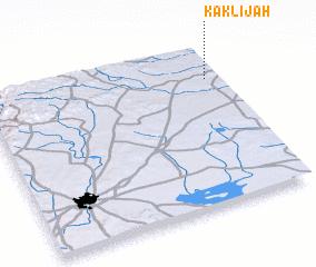 3d view of Kaklījah