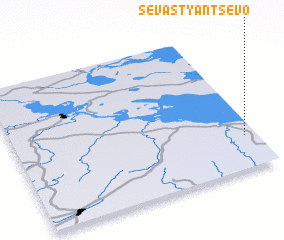 3d view of Sevast\