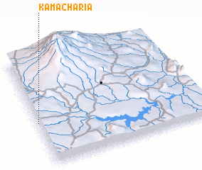 3d view of Kamacharia
