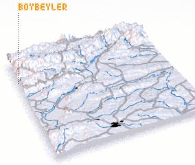 3d view of Boybeyler