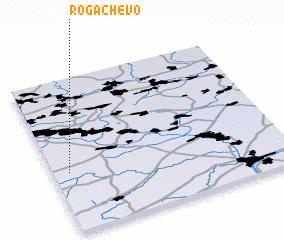 3d view of Rogachëvo