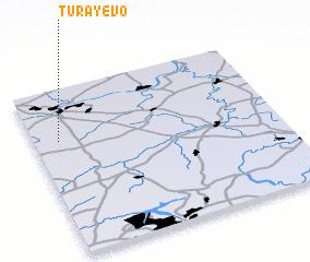 3d view of Turayevo