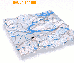 3d view of Mollaibrahim