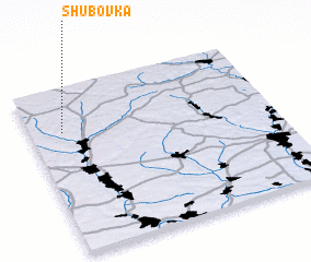 3d view of Shubovka