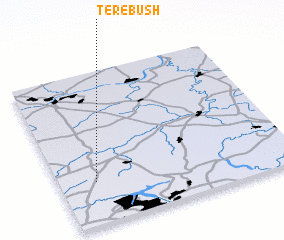 3d view of Terebush