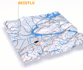 3d view of Aksütlü