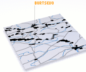 3d view of Burtsevo